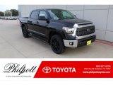 2020 Midnight Black Metallic Toyota Tundra SR5 CrewMax 4x4 #136421912