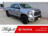 2020 Silver Sky Metallic Toyota Tundra SR5 CrewMax 4x4 #136421911