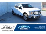 2020 Oxford White Ford F150 XLT SuperCrew 4x4 #136421905