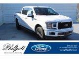 2020 Oxford White Ford F150 STX SuperCrew 4x4 #136421900