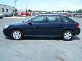 2007 Dark Blue Metallic Chevrolet Malibu Maxx LT Wagon #13616937