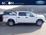 2020 Oxford White Ford F150 XL SuperCrew 4x4 #136421885