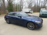 2020 Mediterranean Blue Metallic BMW 3 Series 330i xDrive Sedan #136442219