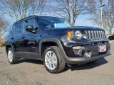 2020 Black Jeep Renegade Latitude 4x4 #136441948