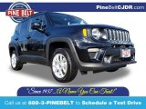 2020 Black Jeep Renegade Latitude 4x4 #136441947