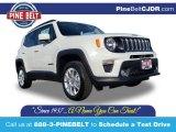 2020 Alpine White Jeep Renegade Latitude 4x4 #136441946