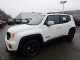 2020 Alpine White Jeep Renegade Latitude 4x4 #136442157