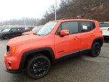 2020 Jeep Renegade Latitude 4x4 Front 3/4 View