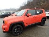 2020 Omaha Orange Jeep Renegade Latitude 4x4 #136442150