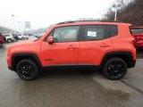 2020 Jeep Renegade Omaha Orange