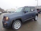 2020 Slate Blue Pearl Jeep Renegade Latitude 4x4 #136442149