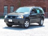 2006 Black Ford Escape XLS #13610902