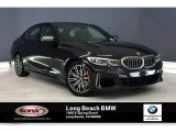 2020 Black Sapphire Metallic BMW 3 Series M340i Sedan #136442128