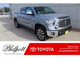 2020 Cement Toyota Tundra Limited CrewMax 4x4 #136469031