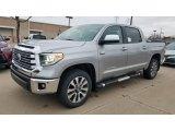 2020 Silver Sky Metallic Toyota Tundra Limited CrewMax 4x4 #136482654