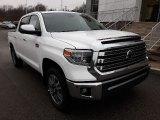 2020 Super White Toyota Tundra 1794 Edition CrewMax 4x4 #136482571