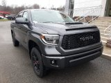 2020 Magnetic Gray Metallic Toyota Tundra TRD Pro CrewMax 4x4 #136482570