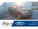 2020 Silver Spruce Ford F150 Lariat SuperCrew #136497233