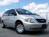 2003 Bright Silver Metallic Chrysler Town & Country LX #13599794