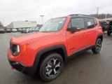 Omaha Orange Jeep Renegade in 2020