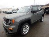 2020 Sting-Gray Jeep Renegade Sport 4x4 #136497262