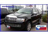2008 Black Lincoln Navigator Luxury #13602501