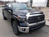 2020 Midnight Black Metallic Toyota Tundra SR5 CrewMax 4x4 #136519633