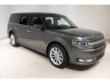 2019 Magnetic Ford Flex Limited AWD #136519727