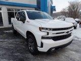 2020 Summit White Chevrolet Silverado 1500 RST Crew Cab 4x4 #136519623
