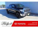2020 Midnight Black Metallic Toyota Tundra TSS Off Road CrewMax 4x4 #136534920