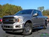 2020 Iconic Silver Ford F150 XLT SuperCrew 4x4 #136534770