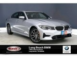 2020 Glacier Silver Metallic BMW 3 Series 330i Sedan #136550321