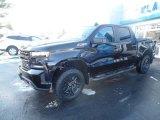 2020 Black Chevrolet Silverado 1500 LT Trail Boss Crew Cab 4x4 #136550239
