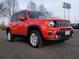 2020 Colorado Red Jeep Renegade Latitude 4x4 #136561859