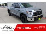 2020 Cement Toyota Tundra TSS Off Road CrewMax #136561911