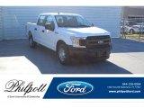 2020 Oxford White Ford F150 XL SuperCrew #136588854