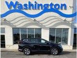 2020 Crystal Black Pearl Honda CR-V LX AWD #136588820