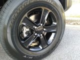 Jeep Wrangler Unlimited Wheels and Tires