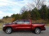 2020 Delmonico Red Pearl Ram 1500 Big Horn Crew Cab 4x4 #136601776