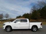 2020 Bright White Ram 1500 Limited Crew Cab 4x4 #136601774