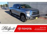 2020 Silver Sky Metallic Toyota Tundra 1794 Edition CrewMax 4x4 #136619187