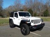 2020 Jeep Wrangler Bright White