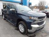2020 Northsky Blue Metallic Chevrolet Silverado 1500 LT Crew Cab 4x4 #136631018