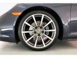 Porsche 911 2015 Wheels and Tires