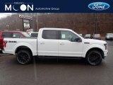 2020 Oxford White Ford F150 XLT SuperCrew 4x4 #136654290