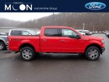 2020 Race Red Ford F150 XLT SuperCrew 4x4 #136654288