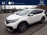 2020 Platinum White Pearl Honda CR-V Touring AWD #136654272
