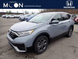 2020 Sonic Gray Pearl Honda CR-V EX AWD #136654262