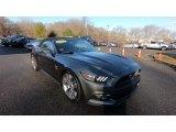 2015 Black Ford Mustang GT Premium Convertible #136671283
