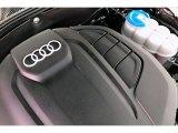 Audi A4 2019 Badges and Logos